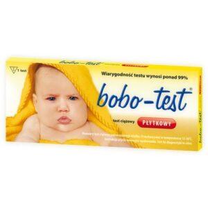 Bobo-test płytkowy