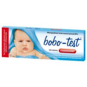 Bobo-test strumieniowy test ciazowy