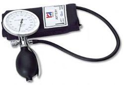 Ciśnieniomierz zegarowy zintegrowany HS-201C1