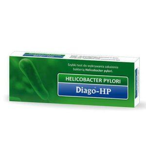 Diago-HP - test wykrywający zakażenie Helicobacter pylori