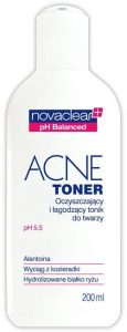 NovaClear Acne Toner (200 ml)
