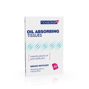 NovaClear Oil Absorbing Tissues
