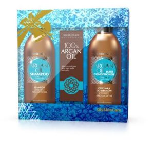 GlySkinCare Argan Oil Shampoo 100 Argan Oil Alrgan Oil Hair Conditioner