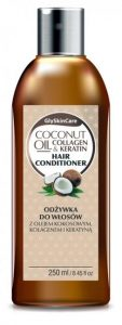 GlySkinCare Coconut Oil, Ccollagen & Kkeratin Hair Conditioner (250 ml)