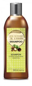 GlySkinCare Macadamia Oil & Keratin Shampoo (250 ml)
