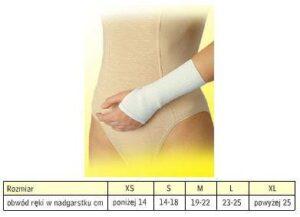 Opaska elastyczna stawu nadgastkowego