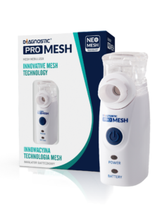 Inhalator Diagnostic Pro Mesh